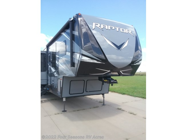 New 2020 Keystone Raptor 356 available in Abilene, Kansas