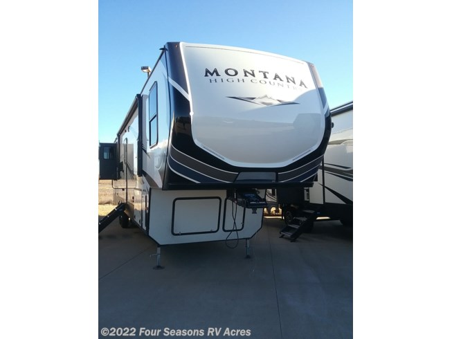 New 2020 Keystone Montana High Country 372RD available in Abilene, Kansas