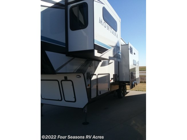 New 2021 Keystone Montana 3120RL available in Abilene, Kansas