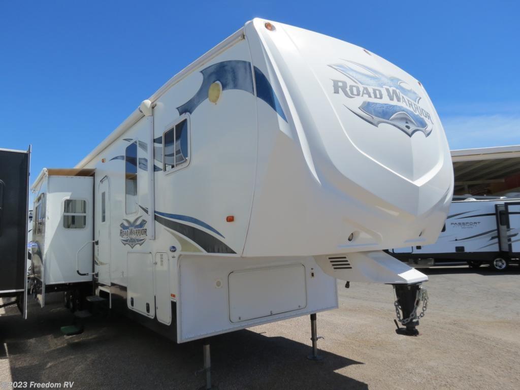 2011 Heartland Rv Rv Road Warrior 395rw For Sale In Tucson