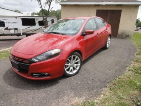 10724 2013 dodge dart rallye turbo 6spd for sale in souderton pa. Black Bedroom Furniture Sets. Home Design Ideas
