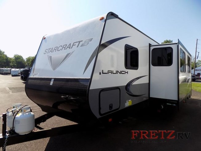 2018 Starcraft Launch Outfitter 27BHU