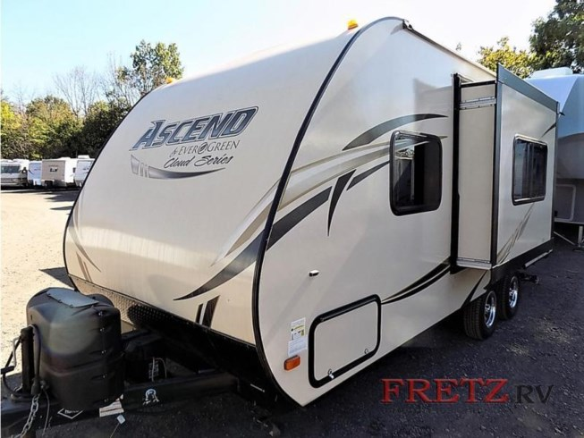2015 EverGreen RV Ascend Cloud Series C183RB