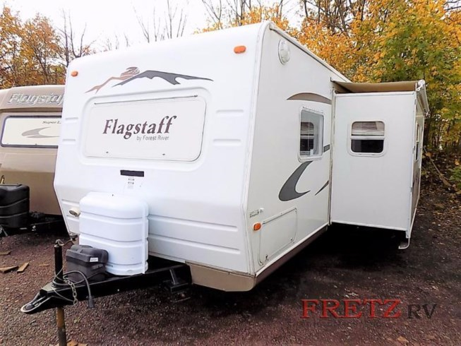 2006 Forest River Flagstaff 831 BHSS