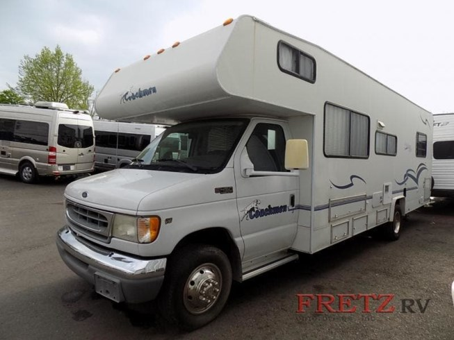 2000 Coachmen Catalina 285QB