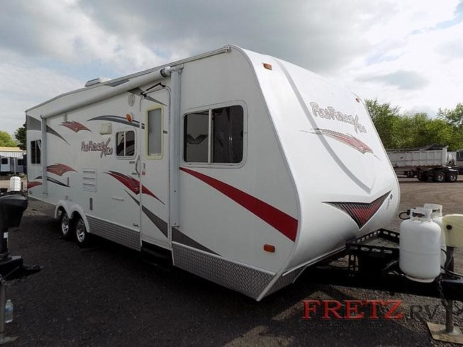 2010 Cruiser RV Fun Finder X 275