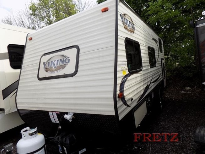 2018 Forest River RV Viking 17BH