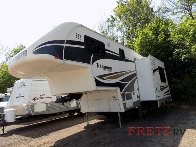 2008 Glendale RV Titanium Tour Edition 25E30