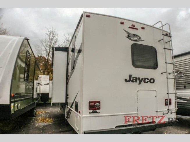2019 Jayco Redhawk 25R - New Class C For Sale by Fretz RV in Souderton, Pennsylvania features Slideout