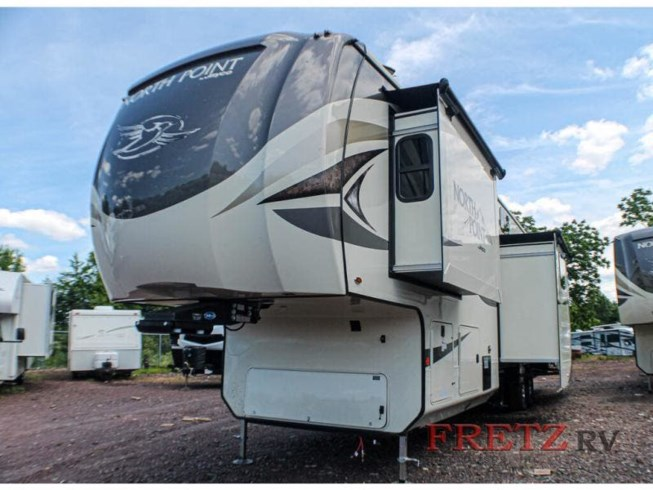 New 2020 Jayco North Point 377RLBH available in Souderton, Pennsylvania