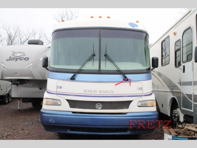 1997 Holiday Rambler Vacationer 32 CG MTRH. - Used Class A For Sale by Fretz RV in Souderton, Pennsylvania