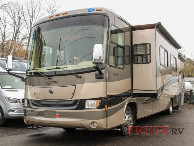 Used 2007 Holiday Rambler Neptune 37PBD MTRH. available in Souderton, Pennsylvania