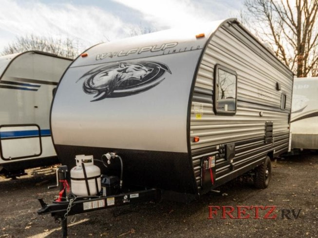 Used 2020 Forest River Cherokee Wolf Pup 18RJB available in Souderton, Pennsylvania