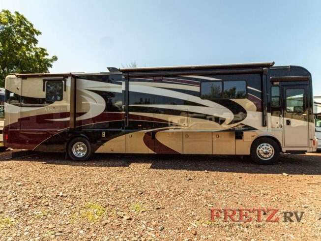 2011 Itasca Meridian 40U - Used Class A For Sale by Fretz RV in Souderton, Pennsylvania features Slideout