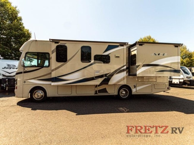 2017 Thor Motor Coach ACE 27.2 - Used Class A For Sale by Fretz RV in Souderton, Pennsylvania features Slideout