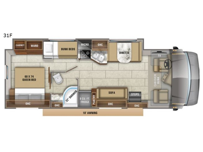 New 2021 Jayco Redhawk 31F available in Souderton, Pennsylvania