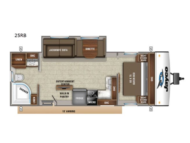 New 2021 Jayco Jay Feather 25RB available in Souderton, Pennsylvania
