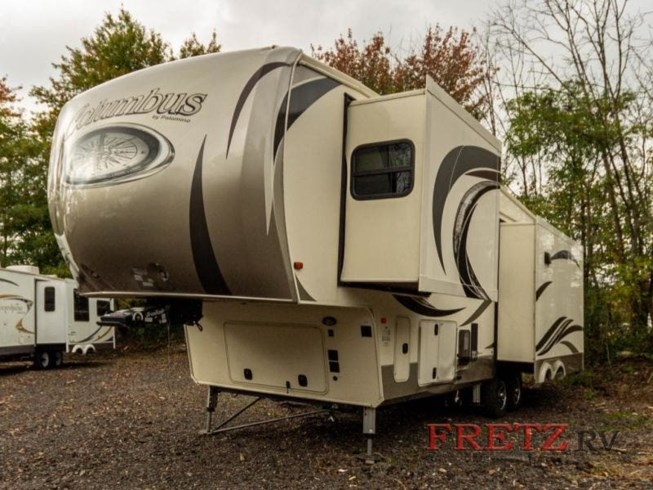 Used 2017 Palomino Columbus F320RS available in Souderton, Pennsylvania