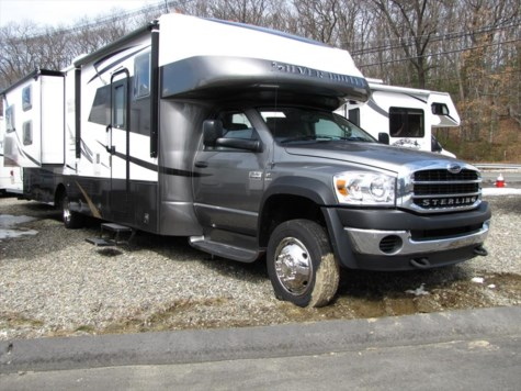 Used 2011 Gulf Stream Conquest Silver Bullet 35C For Sale by Fuller Motorhome Rentals available in Boylston, Massachusetts