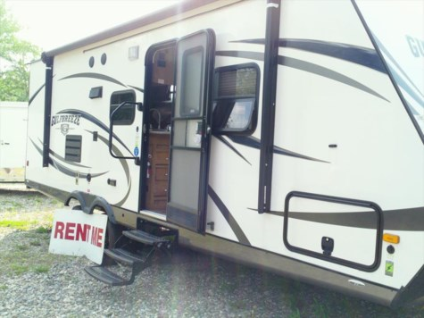 Used 2015 Gulf Stream Gulf Breeze Ultra Lite 25 BHS For Sale by Fuller Motorhome Sales & Rentals available in Boylston, Massachusetts