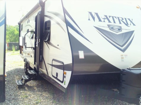 Used 2015 Gulf Stream Matrix 828CBS For Sale by Fuller Motorhome Sales & Rentals available in Boylston, Massachusetts