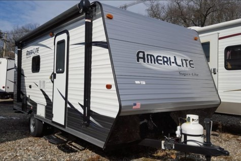 Used 2016 Gulf Stream Ameri-Lite 198BH For Sale by Fuller Motorhome Rentals available in Boylston, Massachusetts