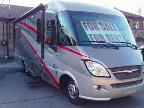 Used 2010 Winnebago Via 25T For Sale by Fuller Motorhome Rentals available in Boylston, Massachusetts