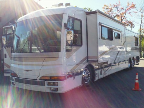 Used 2000 American Coach American Heritage For Sale by Fuller Motorhome Rentals available in Boylston, Massachusetts