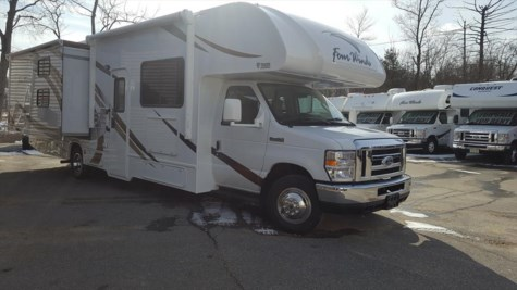 Used 2018 Thor Motor Coach Four Winds 30D For Sale by Fuller Motorhome Rentals available in Boylston, Massachusetts