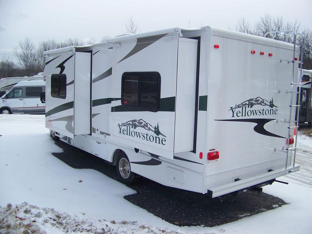 ... 2008 Gulf Stream Yellowstone 4276 - Class C Used in Boylston MA For  Sale by Fuller Fuller Motorhome Rentals 2008 ...