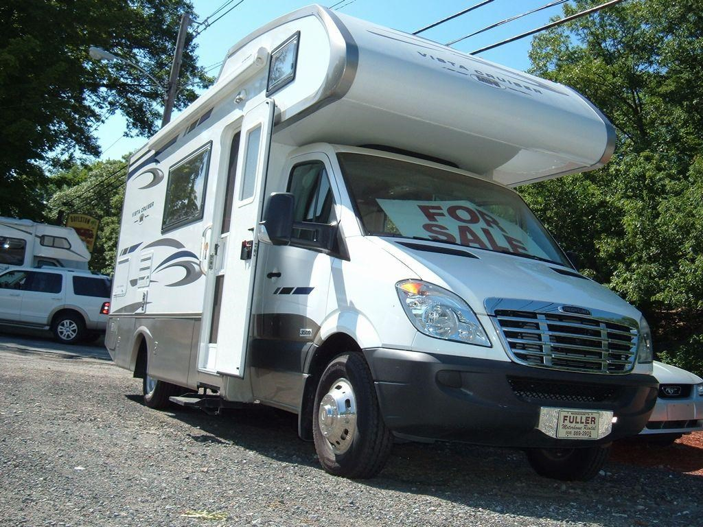 Used 2008 Gulf Stream Vista Mini Cruiser For Sale By Fuller Motorhome Rentals Available In Boylston