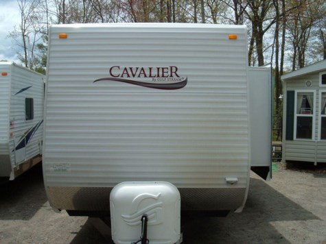 Used 2009 Gulf Stream Cavalier 380FRS For Sale by Fuller Motorhome Rentals available in Boylston, Massachusetts