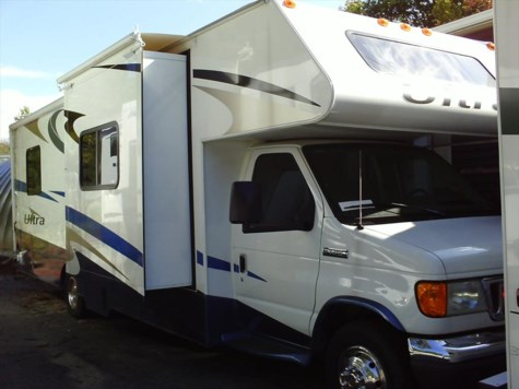 Used 2008 Gulf Stream Ultra 6296 For Sale by Fuller Motorhome Rentals available in Boylston, Massachusetts