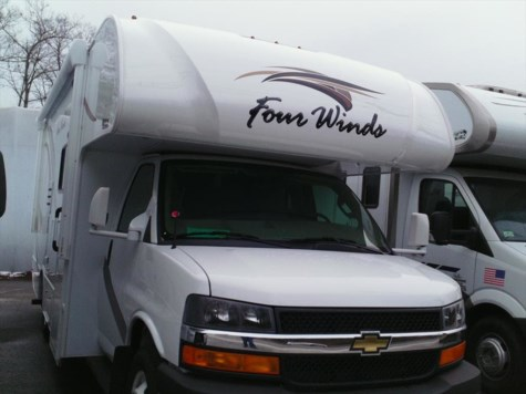 New 2019 Thor Motor Coach Four Winds 22B For Sale by Fuller Motorhome Rentals available in Boylston, Massachusetts