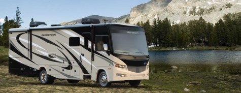 New 2020 Forest River Georgetown 5 Series GT5 36B5 For Sale by Fuller Motorhome Sales & Rentals available in Boylston, Massachusetts