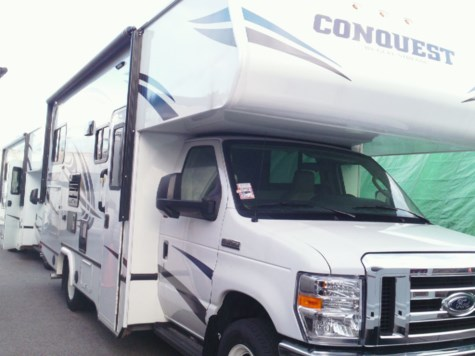 New 2020 Gulf Stream Conquest Class C 6237 For Sale by Fuller Motorhome Sales & Rentals available in Boylston, Massachusetts