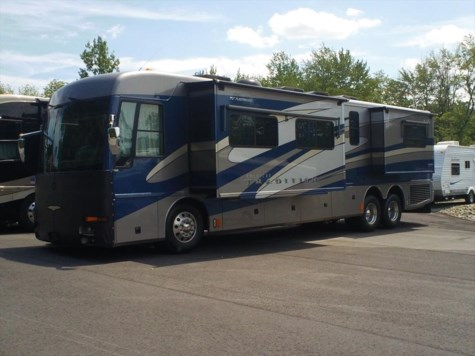 Used 2005 American Coach American Tradition 42R For Sale by Fuller Motorhome Sales & Rentals available in Boylston, Massachusetts