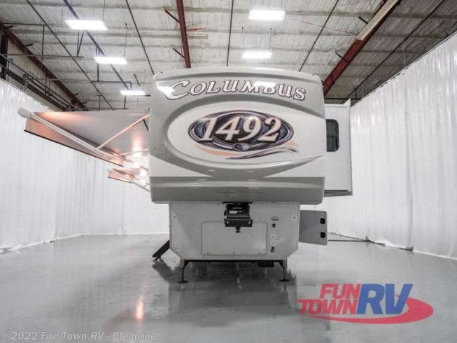 2021 Palomino Columbus 1492 366RL - New Fifth Wheel For Sale by Fun Town RV - Cleburne in Cleburne, Texas features Slideout