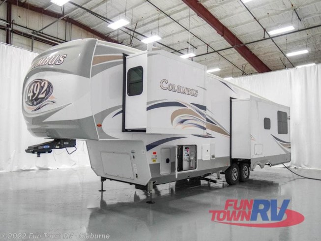 New 2021 Palomino Columbus 1492 366RL available in Cleburne, Texas