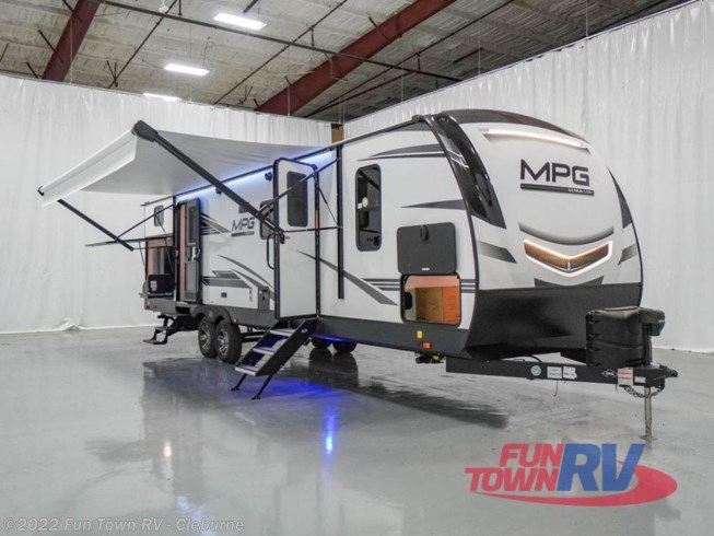 New 2021 Cruiser RV MPG 3100BH available in Cleburne, Texas