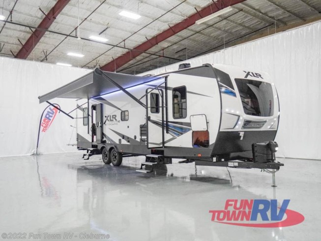 New 2021 Forest River XLR Hyper Lite 3212 available in Cleburne, Texas