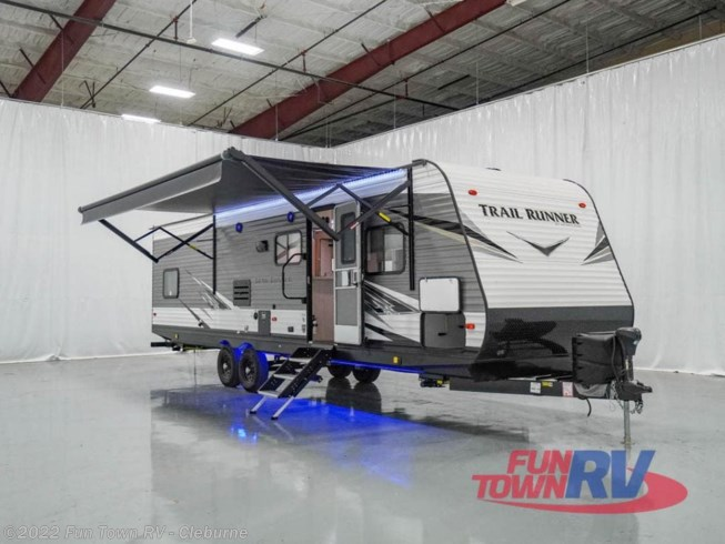 New 2021 Heartland Trail Runner 30 USBH available in Cleburne, Texas