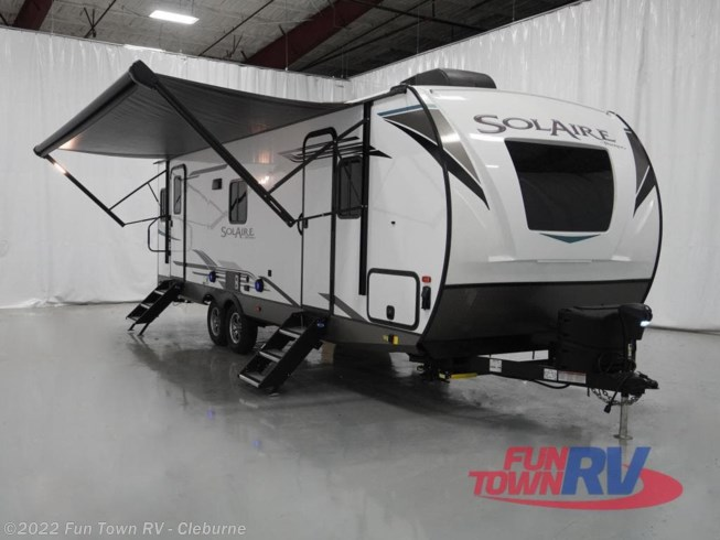 New 2021 Palomino Solaire Ultra Lite 253RLS available in Cleburne, Texas