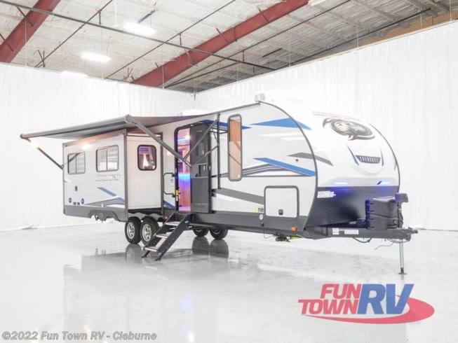 New 2021 Forest River Cherokee Alpha Wolf 26RL-L available in Cleburne, Texas