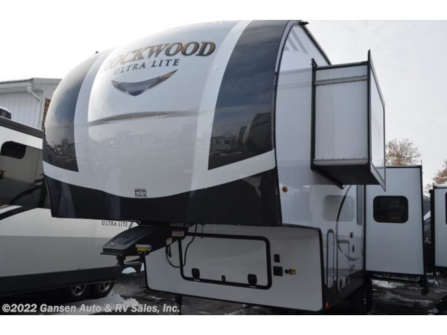 New 2020 Forest River Rockwood Ultra Lite 2881S available in Riceville, Iowa