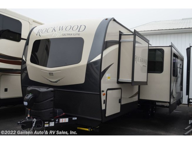 New 2020 Forest River Rockwood Ultra Lite 2606WS available in Riceville, Iowa