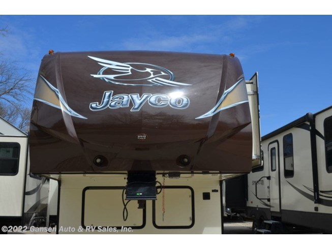 Used 2015 Jayco Eagle Touring Edition 28.5RLTS available in Riceville, Iowa