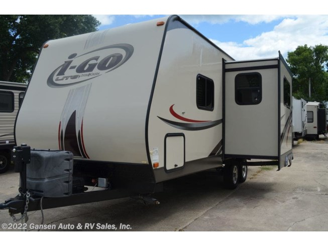 Used 2013 EverGreen RV I-GO G220RB available in Riceville, Iowa