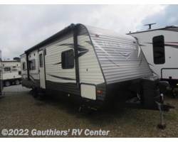 #RQQ50425 - 2018 Heartland RV Trail Runner TR26TH