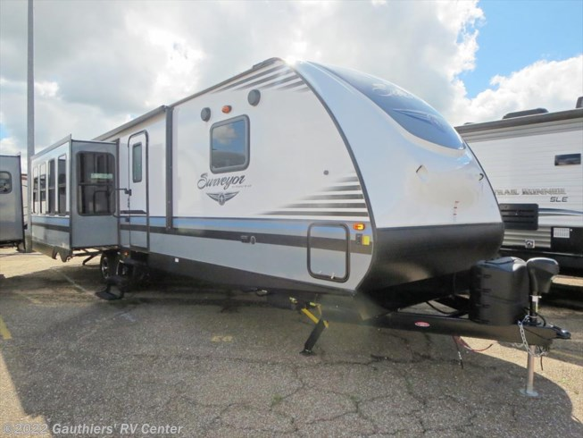 2018 Forest River Surveyor 33KRETS